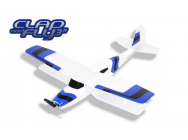 Avion PLATINIUM Clap and Fly 3 Voies RTF Modelco - MCO-04SNF-1-PLT