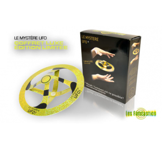 My Mystery UFO - Coffret luxe edition limitee Modelco - MCO-51WS1107-OR