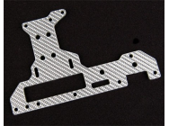 ESK012-A - Carbon frame spare parts - Upper side plate (1 pcs) - XTR-ESK012-A