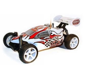 buggy gb4 thermique 1:10 rtr 2 vitesses - mco-36fs-5123 | miniplanes