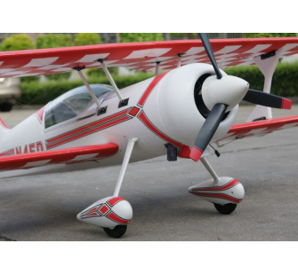 PITTS S12 1600mm Starmax rouge PNP - STX-P11B-PITTS-R-PNP