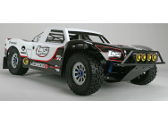 5ive-T 1:5 4D Offroad truck BND Blanc - LOS-LOSB0019WHTBD