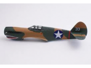 Fuselage P-40 Art-Tech - ART-5K011