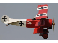 Fokker DR1 Rouge 100cc 2,60m - CY-CY8119C-2400mm