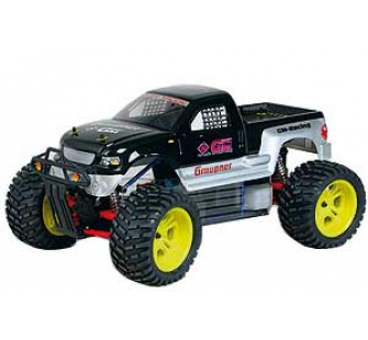 MONSTER TRUCK MT6 FUEL 2WD RTR Ech.1/6 - GRP-90162.RTR
