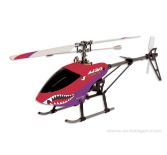 HELICO MONOTOTOR H30 2.4G MODE 1 - AVI-2000H30