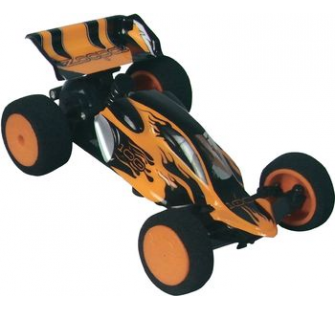 Buggy Zoopa Xtreme Stunt (noir-orange) - ACM-ACME0200