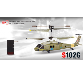Syma 102G ipHone - RLN-S102G-iPhone