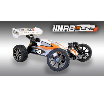 Buggy RB E-One RTR (variateur 150A, moteur 2500KV) - RB-RB0230003