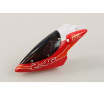 MICRO TWISTER PRO 2.4 CANOPY (RED) - JP-6605230