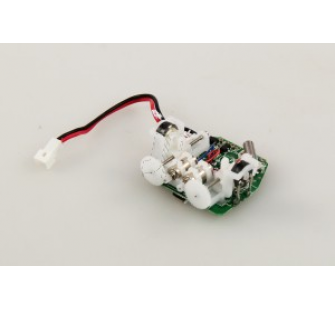 MINI TWISTER SCALE RECEIVER/MOTOR/SERVO SET - JP-6605400