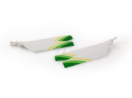 MINI TWISTER SCALE BLADE SET (GREEN) (SET)(4) - JP-6605475