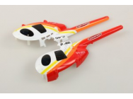 MINI TWISTER SCALE BODY SET (RED/ORANGE) (1) - JP-6605500
