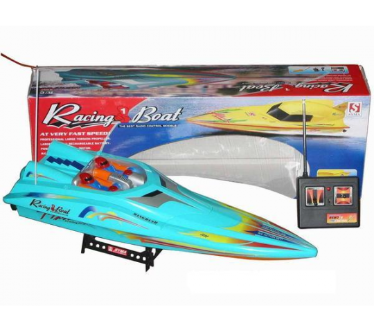 Bateau de course Speed Racing boat RTR - DIV-RACINGBOAT