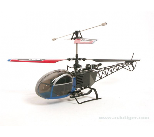Skychopper 340mm 2.4Ghz Mode 2 RTF - AVI-2700220200