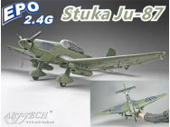 Stuka Ju-87 RTF Art-Tech - ART-21431