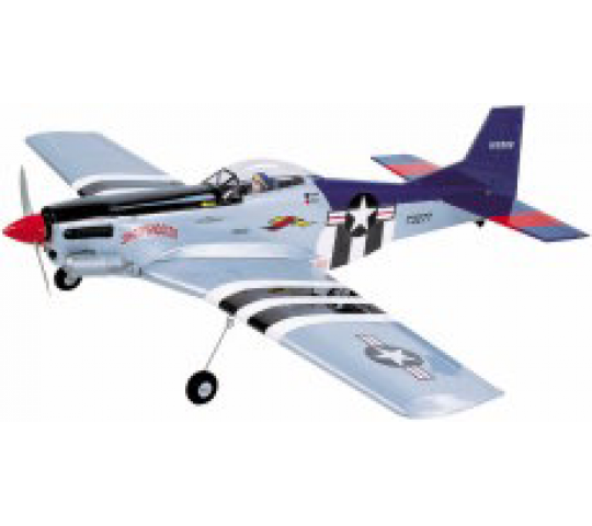 Seagull P51 mustang (deluxes series) 1m54 - JP-5500188