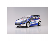 DRX 2010 FORD FIESTA S2000 READYSET GXR18/SYNCRO KT200 2.4GHZ - KYO-31050