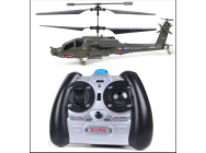 HELICO ARMY/ NAVY INFRA ROUGE 3 VOIES AVEC GYROSCOPE - 43SG1089G