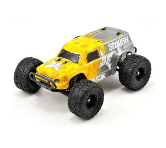 Smash Monster Truck Jaune 1/18 RTR - ECX-ECX8300