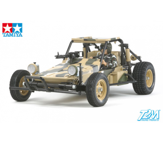 Fast Attack vehicle Echelle : 1/10 Tamiya - TAM-58496