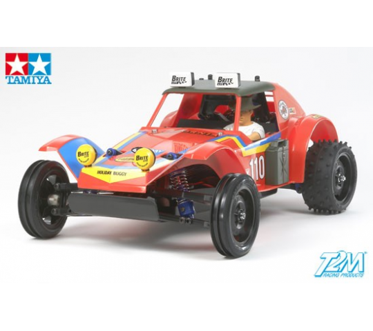 Holiday Buggy 2010 Echelle : 1/10 Tamiya - TAM-84212