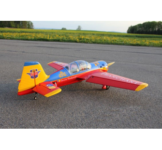 YAK 54 XL JAUNE 1800mm KIT - EDO-8802AKIT-Y