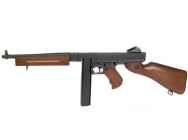 Thompson M1A1 Military AEG King Arms Charg. Droit - AIS-430908