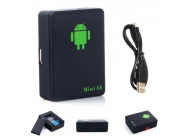 Tracker GPS Mini A8 multi-fonctionnel  GSM / GPRS ( Noir) - 78582