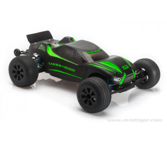 TWISTER TRUGGY EXTREME BRUSHLESS 2WD RTR LRP - 2700120512