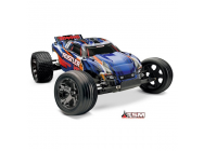 RUSTLER - 4x2 - 1/10 VXL BRUSHLESS - WIRELESS - ID - TSM TRAXXAS