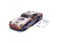 CARISMA M48S PORSCHE 959 PAINTED / STICKERED BODY SHELL - CA15128