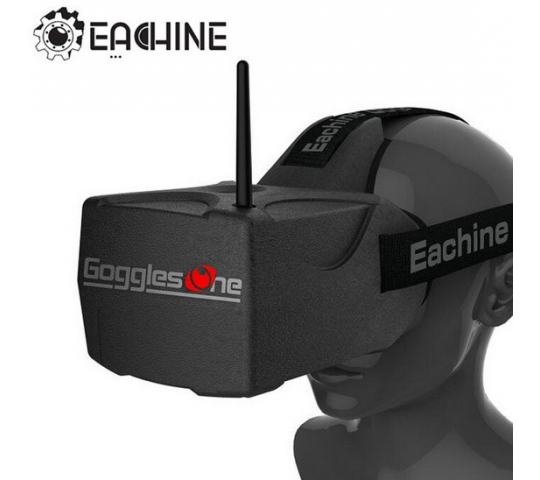 Casque Goggles One HF 1920x1080P Eachine (Rx 40ch) - EACH-GGL-ONE