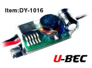 UBEC 5V/3A and 6V/3A switchable Dynam - DYN-DY1016
