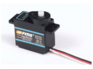 9g slow flap servo reverse (with 300mm length cable) - FMSSER9SLR