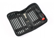 Trousse a Outils 19 en 1 Fastrax - FAST607