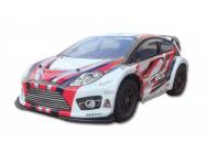 RalLy Car RS5 4WD M 1:5 / 30ccm / 2,4 GHz / 4WD 22174 Amewi  - 22174