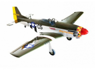 North American P-51 Mustang (SEA-276) 1.4m Seagull - 5500007