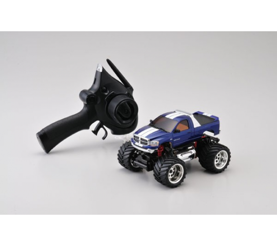Miniz Monster EX DODGE RAM 1500 Metallic Blue (ASF 2.4 Ghz) - K.30091MB