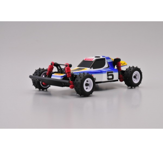 Mini Z MB010 4WD Racing 1/24 Buggy Optima N°5- Chassis Set - KYO-32281BCBW
