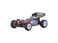 Mini Z MB010 4WD Racing 1/24 Buggy Laser ZX5 FS- Chassis Set - KYO-32282BCRG