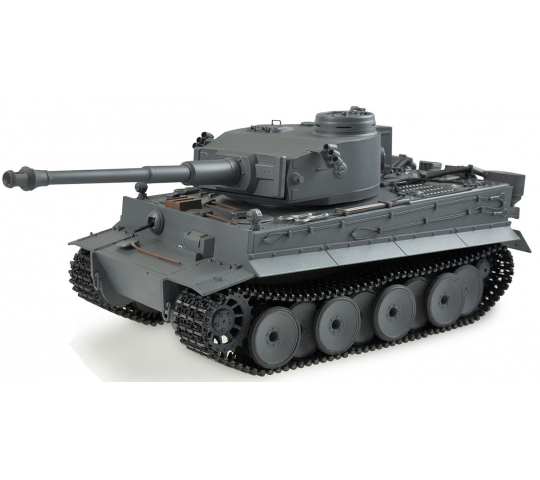 Panzer 1/16 Tiger I FULL METAL & EFFETS SONORES & FINITION MAQUETTE - 23040