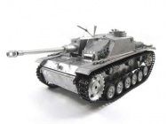 Stug III 1/16 Tiger I FULL METAL & EFFETS SONORES - 23081