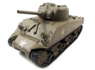 M4A3 Sherman 1/16 FULL METAL & EFFETS SONORES & FINITION MAQUETTE - 23084