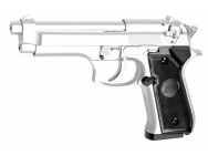Replique Pistolet M92 CHROME GNB - EUR-PG1005