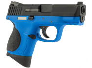 REPLIQUE PISTOLET LITTLE BIRD BLEU GBB - EUR-PG3206