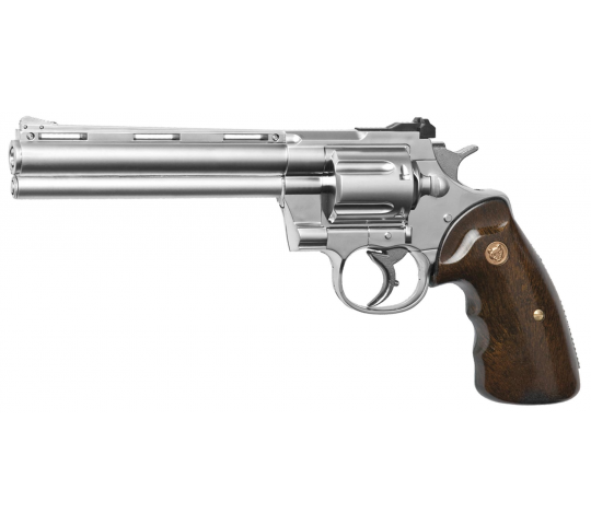 Replique Revolver MOD. R 357 CHROME GAZ GNB - EUR-PG1003