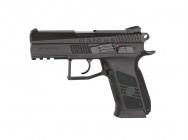 Replique Pistolet CZ 75 P-07 DUTY GBB CO2 - EUR-PG1940