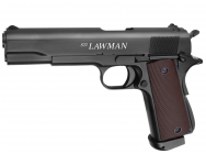 Replique PISTOLET GBB STI LAWMAN CO2 - EUR-PG1944