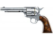 REPLIQUE REVOLVER LEGENDS WESTERN COWBOY SILVER CO2 1,9J - UMAREX - EUR-PG2968